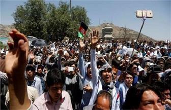 إصابة 23 شرطيا خلال احتجاجات في أفغانستان