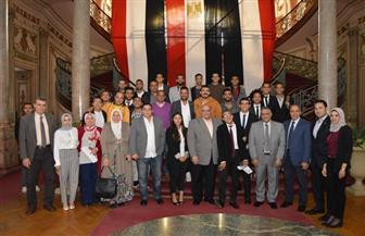 """""""اتحاد طلاب جامعة عين شمس"""" يعين ممثلا للطلاب ذوي القدرات الخاصة  صور"""