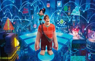 """فيلم الرسوم المتحركة """"رالف بريكس ذا إنترنت"""" يتصدر إيرادات السينما الأمريكية"""