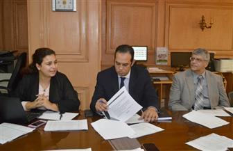 """اللجنة التنفيذية لـ""""مصر تستطيع بالتعليم"""" تناقش الاستعدادات والأجندة الخاصة بالمؤتمر"""