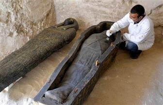الآثار: الكشف الآثري بالأقصر يؤكد تدين الجندي المصري