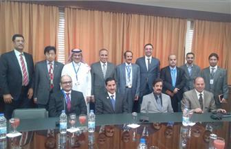 عبد المحسن سلامة يستقبل وفدا إعلاميا سعوديا بمؤسسة الأهرام ويؤكد عمق العلاقات بين البلدين