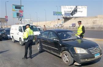 تحرير 789 مخالفة وتحصيل غرامات فى حملة مرورية بسوهاج