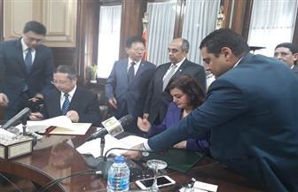 وزير الزراعة: اتفاق مصري صيني على فتح الأسواق الصينية أمام 7 محاصيل زراعية جديدة | صور