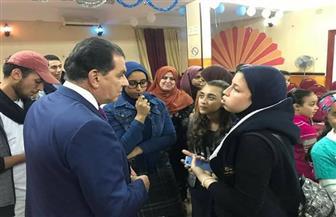 """المصريين الأحرار يطلق حملة """"أميرية وزيتون بلا جهل تكنولوجي"""""""