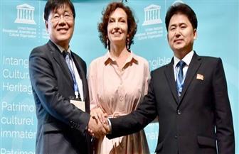 إدراج المصارعة الكورية التقليدية في قائمة التراث العالمي غير المادي بعد اتفاق الكوريتين