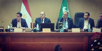 """محافظة الشرقية تستقبل لجنة """"حكومية"""" لمناقشة المشروعات الجاري تنفيذها   صور"""