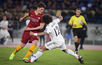 ريال مدريد يتخطى روما بثنائية ويتأهلان معا إلى دور الـ 16 من دوري أبطال أوروبا