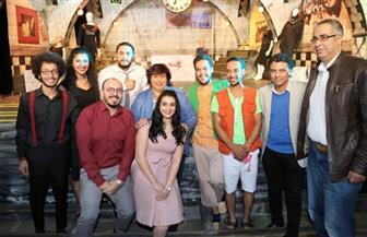 """وزيرة الثقافة عن مسرحية """"مترو"""": أفكار الشباب تثري ساحات الإبداع في مصر"""