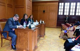 غادة والي: عرض مسودة مقترحات تعديل قانون الجمعيات الأهلية على مجلس الوزراء خلال أسبوعين