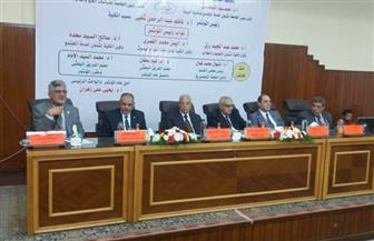 محافظ الدقهلية: الجامعة بيت الخبرة الأول للمحافظة| صور