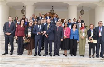 """معهد """"الدراسات الدبلوماسية"""" ينظم دورة تدريبية لدول إقليم الشرق الأوسط وشمال إفريقيا"""