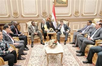 """رئيس """"إفريقية البرلمان"""" يؤكد عمق العلاقات المصرية الكاميرونية ويتطلع لمزيد من التعاون بين البلدين"""
