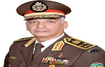 القوات المسلحة تهنئ رئيس الجمهورية بمناسبة الاحتفال بذكرى المولد النبوي الشريف