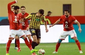 تأجيل مباراة الأهلي والمقاولون العرب فى الدورى الممتاز