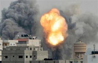 انفجار ضخم يهز مخيم البريج وسط قطاع غزة