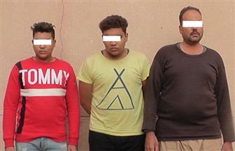 ضبط المتهمين بالتعدى على أربعة أشقاء بالقليوبية وإصابتهم بطلقات خرطوش