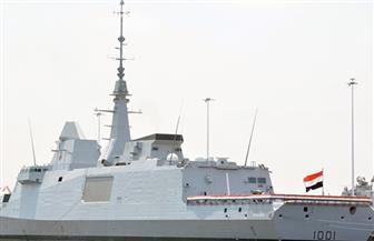 القوات البحرية المصرية والإسبانية تنفذان تدريبا بحريا عابرا بالبحرالمتوسط