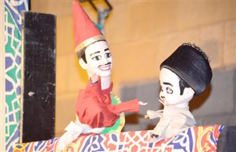 ورش فنية وبورتريه للأراجوز في قصر ثقافة الجيزة