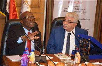 """سفير رواندا: مصر تمتلك 50% مما نحتاجه.. والمصنعون: """"نحن أولي بإفريقيا وإفريقيا أولي بنا"""""""