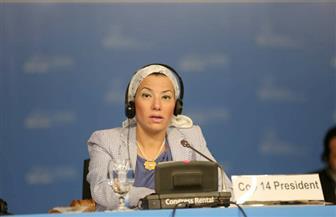 وزيرة البيئة تترأس الجلسة العامة باليوم قبل الأخير لمؤتمر الأطراف الرابع عشر لاتفاقية التنوع البيولوجي