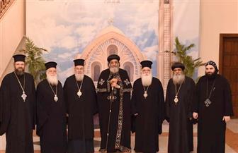 البابا تواضرواس يستقبل وفد الكنيسة اليونانية | صور