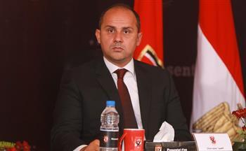 """محمد مرجان: خطاب """"اتحاد اليد"""" للأهلي لا يسمح للجماهير بحضور المباريات"""