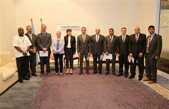 الأمم المتحدة تشيد بتأمين مؤتمر التنوع.. وكريستيانا بالمر: مصر بلد الأمن والأمان
