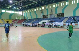 وزارة التعليم العالي تفوز على جامعة المنصورة وتصعد لنهائي البطولة العربية بقنا | صور