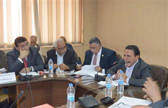 في اجتماع برئاسة جبالى المراغي.. لجنة فنية لتطوير الجامعة العمالية |صور