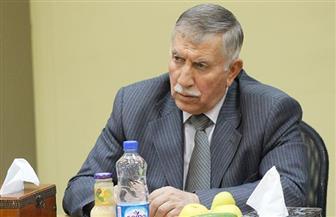"""""""قومي حقوق الإنسان"""" يستقبل عضو اللجنة التنفيذية لمنظمة التحرير الفلسطينية"""