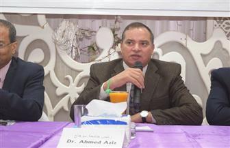 انطلاق فعاليات المؤتمر العاشر لأمراض الباطنة بطب سوهاج | صور