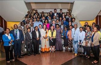 سفارة مصر بأديس أبابا تشارك في الإطلاق الإفريقي للحملة العالمية للأمم المتحدة لحقوق الأطفال وذوي الإعاقة