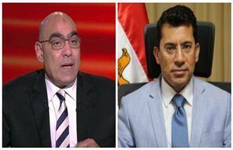 وزير الرياضة يبحث مع رئيس اتحاد اليد استعدادات استضافة مصر لكأس العالم 2021