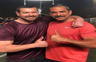 أمير كرارة يكشف عن اسم مولودة عمرو يوسف.. وحسن الرداد يهنئه