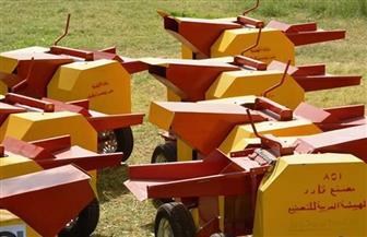 سوهاج تتسلم 15 ماكينة فرم مخلفات من وزارة البيئة   صور