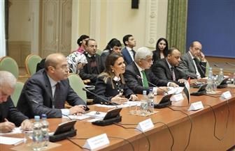 سفير مصر فى كييف: اللجنة المصرية الأوكرانية للتعاون ضمن الآليات الفنية لتعزيز التعاون الثنائي | صور