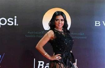 """رانيا يوسف تنشر فيديو بعنوان """"فستان ساخن جدا على السجادة الحمراء""""  صور"""