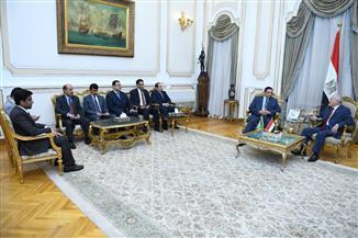 """العصار"""" يلتقي رئيس المؤسسة العامة للصناعات العسكرية بالسعودية لبحث التعاون المشترك"""