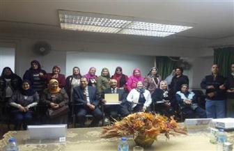لجنة تكافؤ الفرص بالتعليم العالي تنظم فعاليات ورشة عمل لمكافحة العنف ضد المرأة
