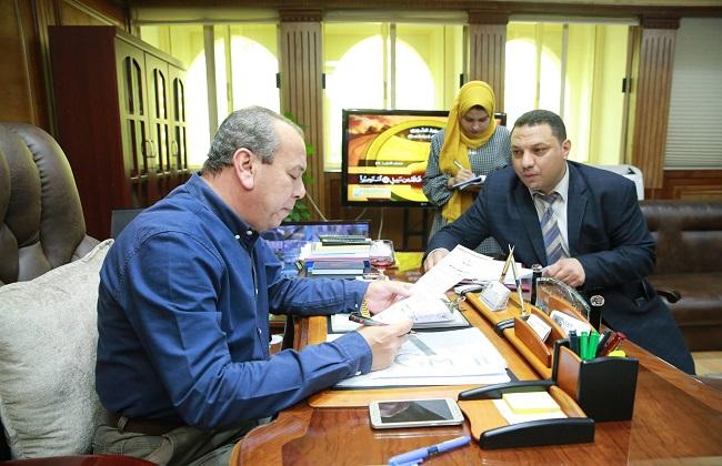 وكيل وزارة الصحة بكفر الشيخ يحيل ٧٤ طبيبا وممرضة وإداري للتحقيق -