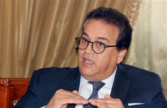 """عبدالغفار يكشف عن دور """"التعليم العالي"""" في رئاسة مصر للاتحاد الإفريقي.. وملف وكالة الفضاء"""
