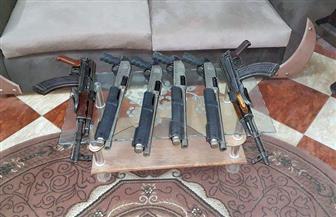 ضبط 4 بنادق خرطوش وتنفيذ 1646 حكمًا قضائيًا فى حملة أمنية بسوهاج