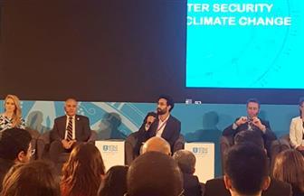 في منتدى شباب العالم.. وزير الري يوضح تحديات مصر المائية وأثر التغيرات المناخية على مواردنا | صور