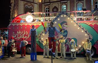 حلواني العبد يعيد أجواء فرحة المولد النبوي إلى شوارع القاهرة والمحافظات