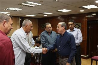 محافظ كفر الشيخ يخاطب وزير الزراعة لتخصيص أرض لإقامة رفع صحى بقرية البكاروة   فيديو وصور