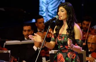 نجوم الأوبرا يحيون الفاصل الأول من حفل الليلة الرابعة لمهرجان الموسيقى العربية |صور