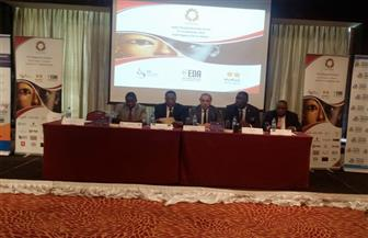 وزير خارجية تنزانيا يفتتح منتدى أعمال اتحاد الصناعات المصري | صور