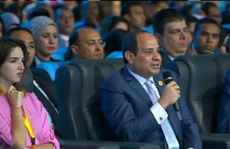"""الهلالي: الرئيس السيسي أصاب مراد العبادة في: """"المواطن من حقه أن يعبد أو لا يعبد"""""""