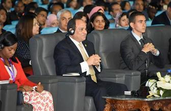 الرئيس السيسي: تأخرنا في تطوير التعليم لأن الأولويات كانت تحتم منع انهيار الدولة